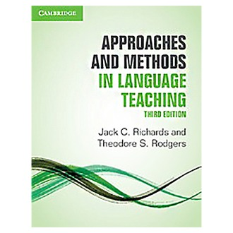 Approaches and Methods in Language Teaching (3rd Ed.) Cambridge