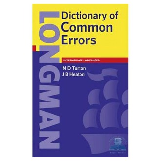 Longman Dictionary of Common Errors (New Edition/ Paperback) 롱맨