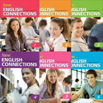 New English Connections 1 2 3 4 5 6 Student Book with CD 선택구매 YSG