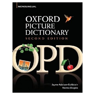 Oxford Picture Dictionary 2nd Ed (Mono)